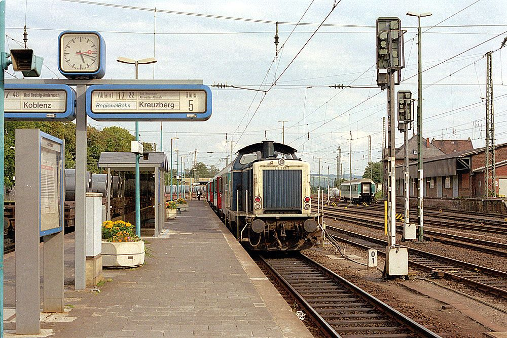 Bahnstrecke Köln Koblenz